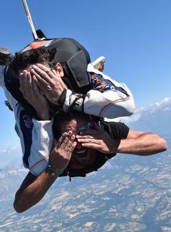 Offre Duo parachutisme Gap-Tallard (05) Alpes du Sud