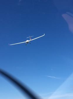 Initiation au pilotage planeur Alpes du sud