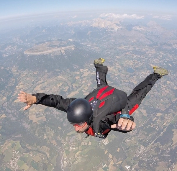 PAC Stage de formation Parachutisme Gap (05)