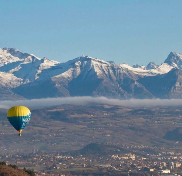 Vol montgolfière découverte Gap (05)