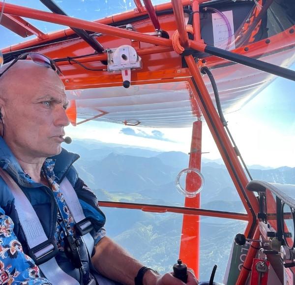 Initiation au pilotage ulm multi-axe Gap (05)
