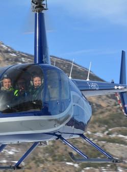 Vol hélicoptère panoramique 30 min (1 à 3 pers) Vallée de Briançon - (St Crépin 05)