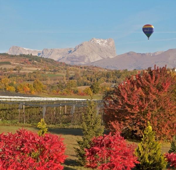 Offer for 2 - Hot-Air Balloon Flight - Gap-Tallard (05) or Moustiers Sainte Marie (04) Southern Alps