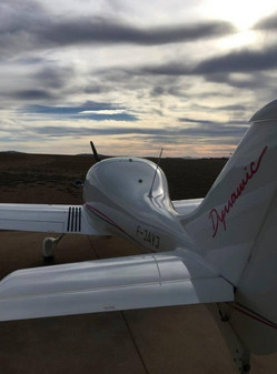 Vol en avion ULM Puimoisson (04)