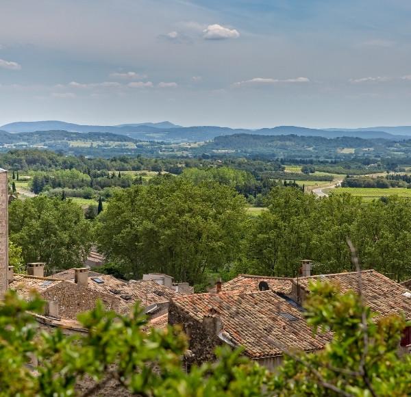 Vol en montgolfière Roussillon (83)