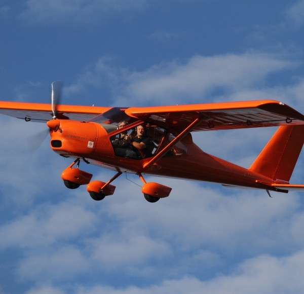 Vol en avion ULM  Avignon (83)