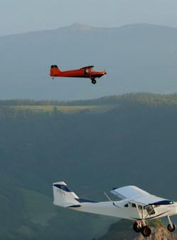Vol en avion ulm Château-Arnoux (04)